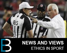 News and views – ethics in sport